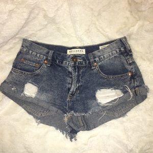 Bullhea Slouchy Shorts